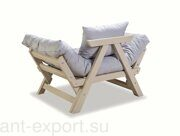 Garden wooden chair made in russia 02