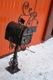 forged mailbox russian made 03