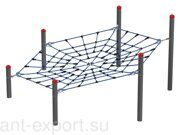 outdoor kids playground clibing flat net  made in russia 05