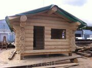 russian banya with steam bath prefabricated wooden house made in russia 02