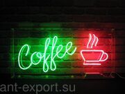 Russian made outdoor advertising  illuminated signs 02