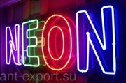 Russian made outdoor advertising  illuminated signs 01