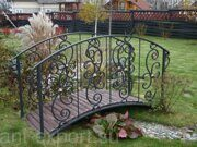 forged footbridge russian made 01