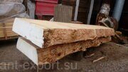 Tree trunk longitudinal slab russian origin 05