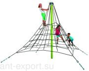 outdoor kids playground clibing net  made in russia 03