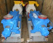 russian made centrifugal pumps for liquids water sewage 06