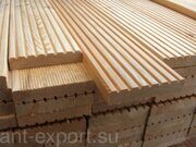terrace woodboard  russian made shaped sawn wood 06